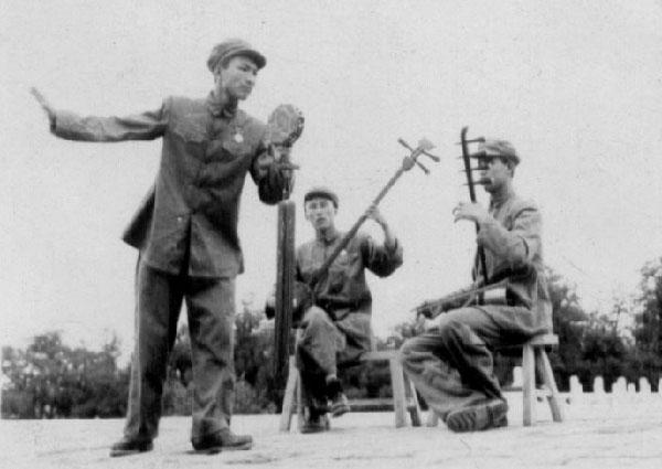 《【万达娱乐平台代理】抗美援朝老兵记忆 | 梅门造:火线上的文艺轻骑兵》